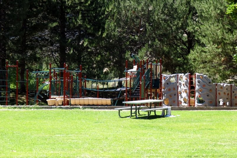 Campground Reviews Lincoln Rock State Park Camping Our Way