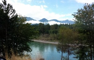 Following the Skagit