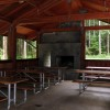 Inside Picnic Shelter
