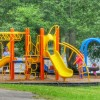 Playground at the day use area