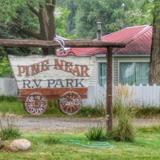 Campground Review: Pine Near RV Park