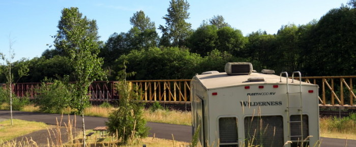 Campground Review: Toutle River RV Resort